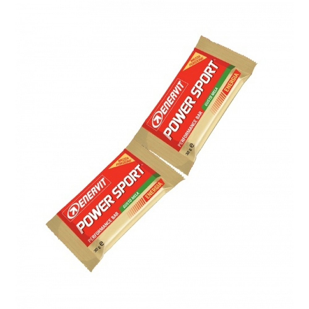 ENERVIT Performance Bar energetická tyčinka jablko 30+30 g