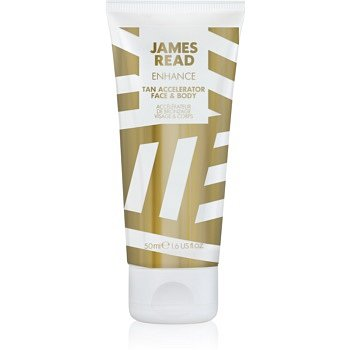 James Read Enhance přípravek k urychlení a prodloužení opálení 50 ml