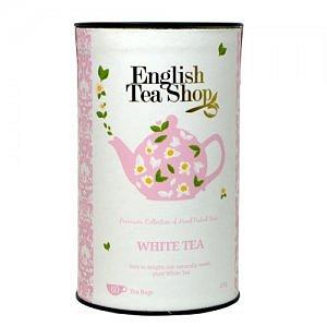 ENGLISH TEA SHOP Bílý čistý čaj sáčků 60