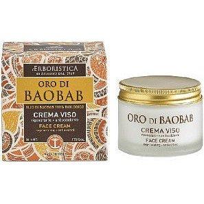 Erboristica Oro di Baobab pleťový krém regenerační 50ml