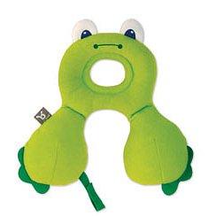 Nákrčník s opěrkou hlavy 0-12 m - žába