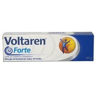 Voltaren Forte 2.32% gel 50g