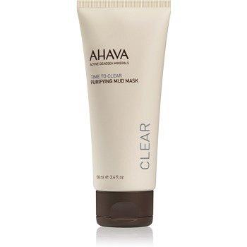 Ahava Time To Clear čisticí bahenní maska  100 ml