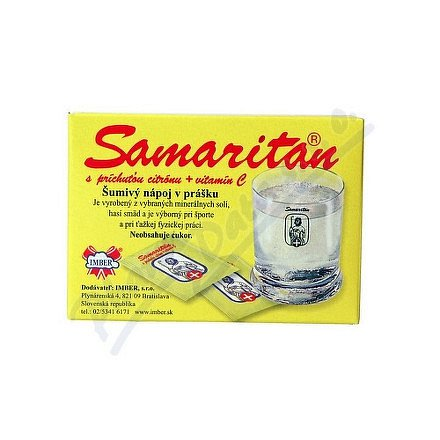 FAN Samaritan citrus 8x5g