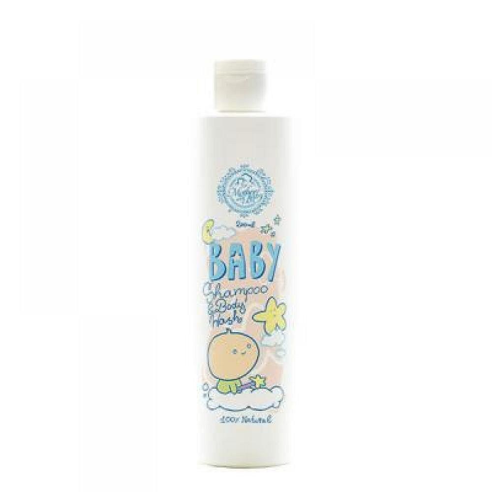 HRISTINA Přírodní šampón a tělové mýdlo pro miminka 250 ml