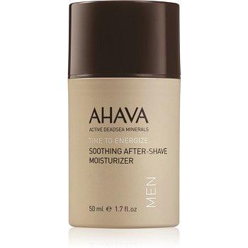 Ahava Time To Energize Men zklidňující a hydratační krém po holení  50 ml