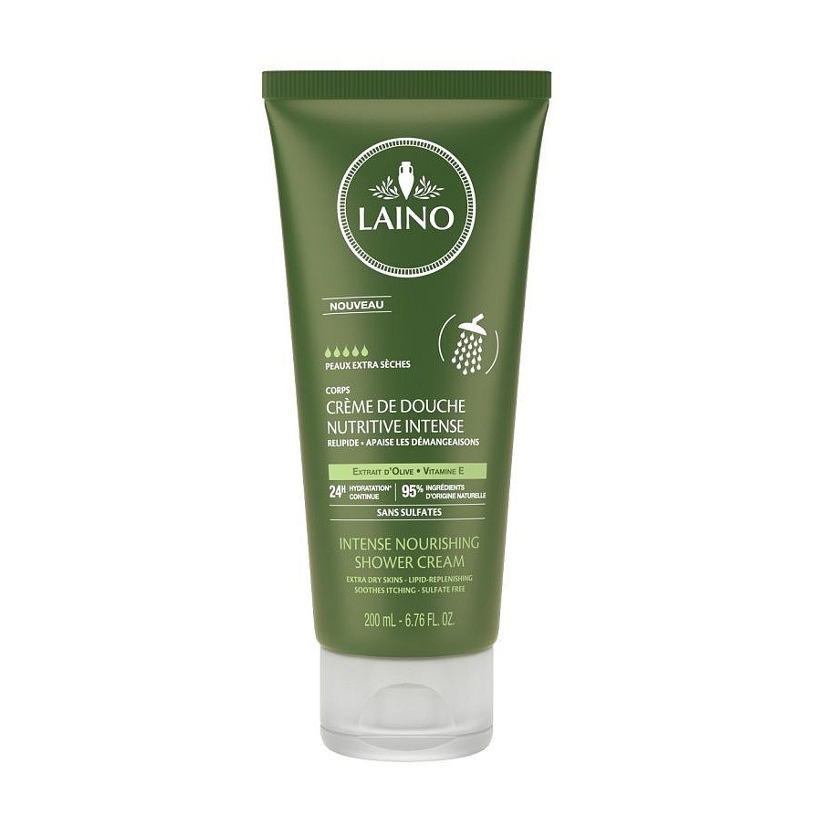 Laino Intenzivní vyživující sprchový krém Oliva 200 ml