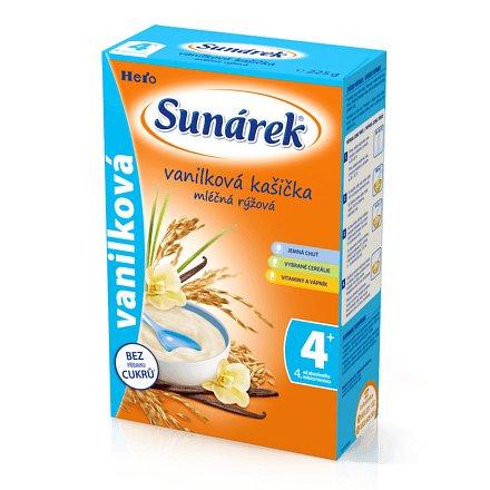 Sunarka vanilková kašička mléčná 225g