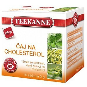 TEE Čaj na cholesterol n.s.10x2.0g