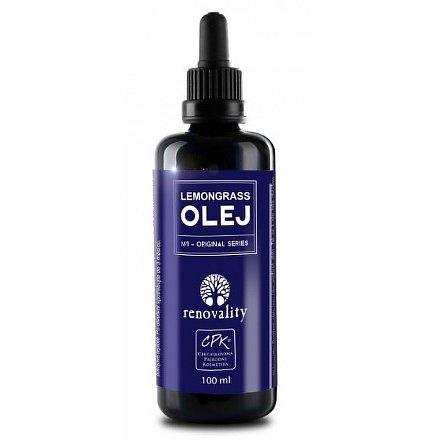 Lemongrass olej Renovality 100 ml