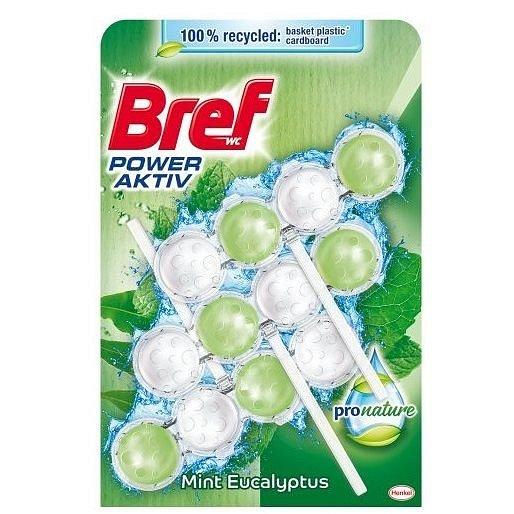 Bref ProNature Mint wc blok 3 x 50 g