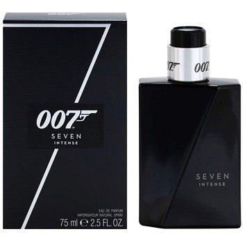 James Bond 007 Seven Intense parfémovaná voda pro muže 75 ml