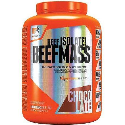 BeefMass 3 kg čokoláda