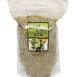 Drcená zelená káva 100% arabica 1kg Najtelo