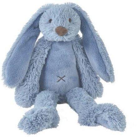 Králíček Richie 38 cm sytě modrý