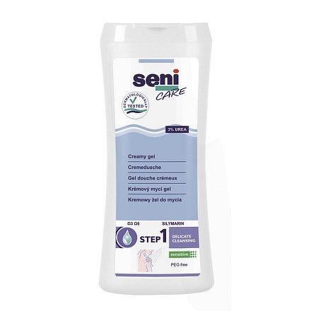 Seni Care Krémový mycí gel s 3% ureou 300 ml
