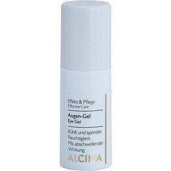 Alcina Effective Care oční gel s chladivým účinkem  15 ml