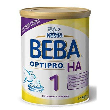 Nestlé BEBA Optipro HA 1, od narození, 800g plech