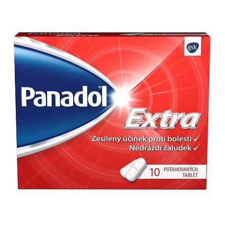 Panadol Extra perorální tablety film  10