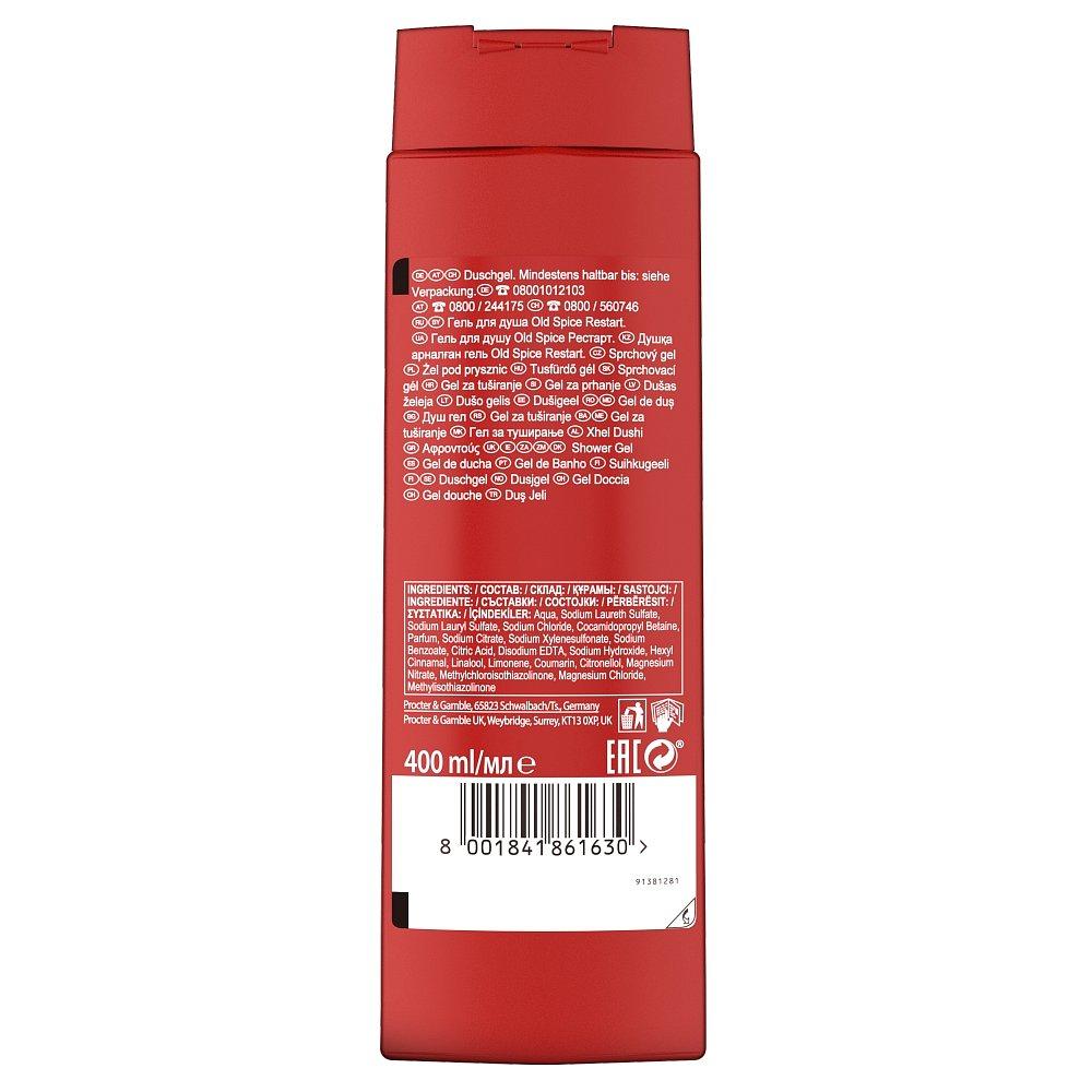 Old Spice Restart sprchový gel  400 ml