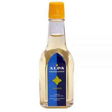 Alpa francovka arnika 60 ml
