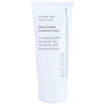 Alcina For All Skin Types deo-krém  50 ml