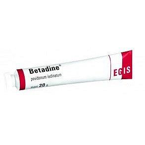 Betadine mast 1 x 20 g (H)