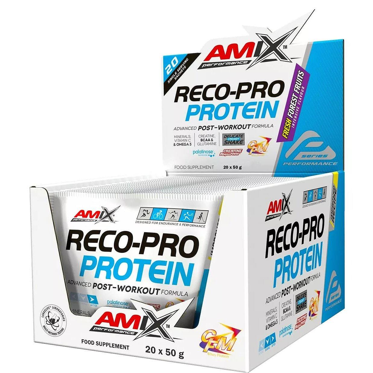 Amix Reco-Pro, Lesní ovoce 20x50g