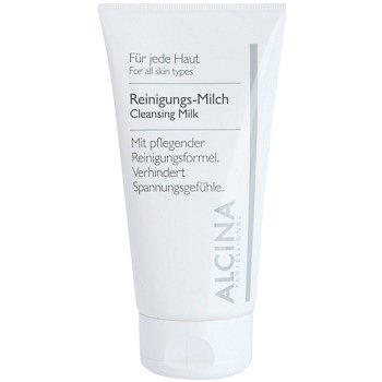 Alcina For All Skin Types čisticí mléko  150 ml