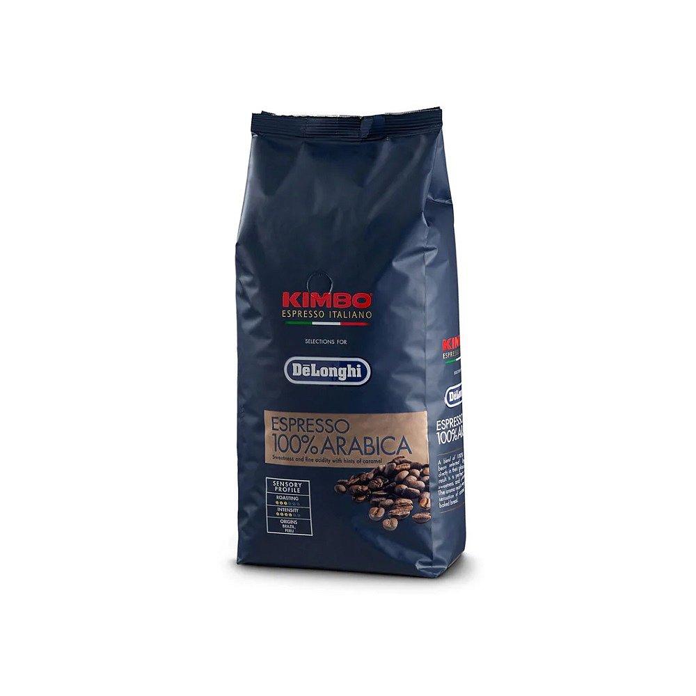 DELONGHI 100% Arabica zrnková káva 1 kg
