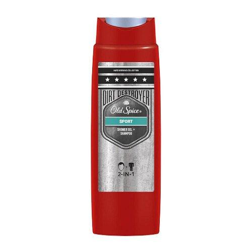 Old Spice sprchový gel na tělo a vlasy Sport  250 ml