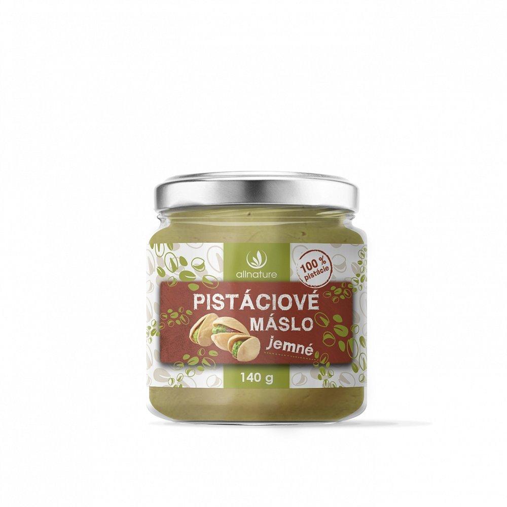 Allnature Pistáciové máslo 140 g