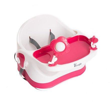 Bo Jungle přenosná židlička B-Booster Seat Pink