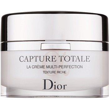 Dior Capture Totale výživný omlazující krém na obličej a krk  60 ml