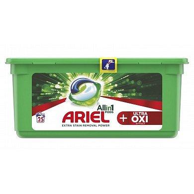 Ariel gelové kapsle 25ks OXI
