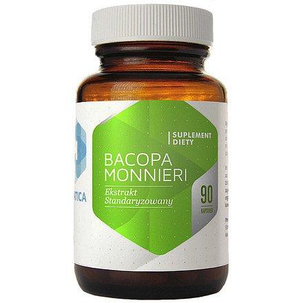 Hepatica Brahmi Bacopa Monnieri 220 mg 90 kapslí