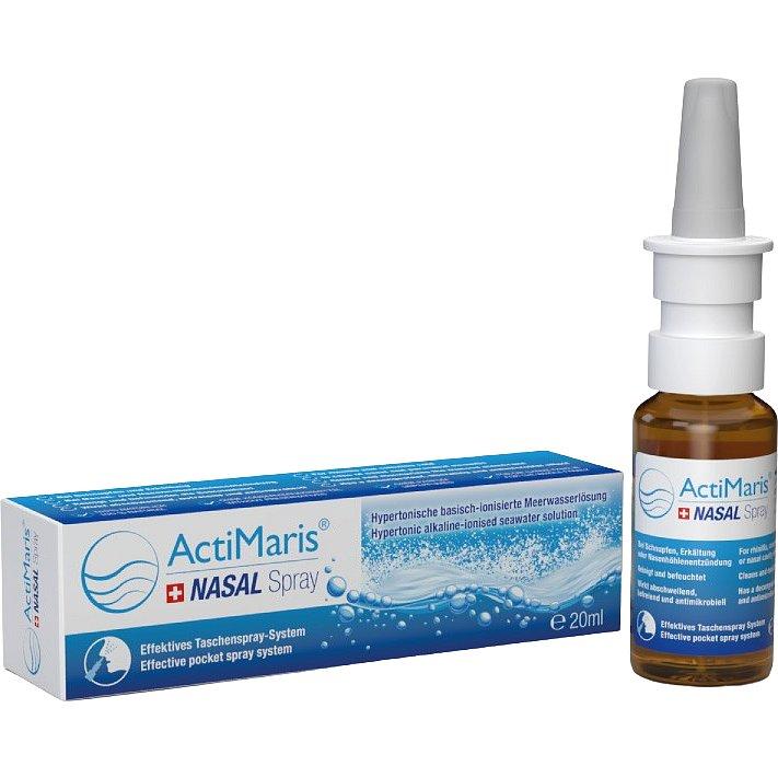 ActiMaris NASAL sprej na záněty infekce 20ml