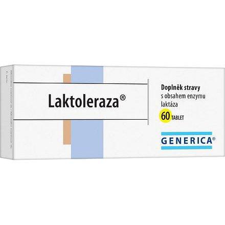 Laktoleraza Generica 60 tablet