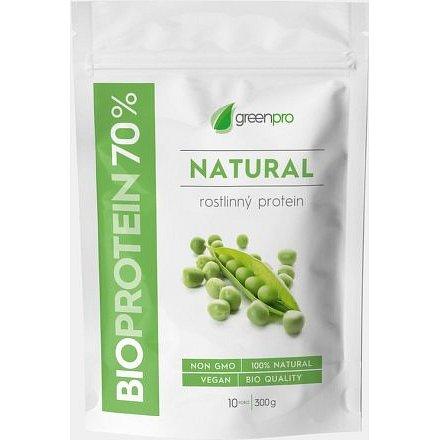 BioProtein 70% GreenPro Natural 300g/10 porcí