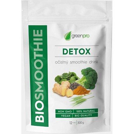 BioSmoothie GreenPro Detox 300g/12 porcí