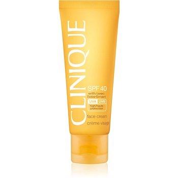 Clinique Sun opalovací krém na obličej SPF 40  50 ml