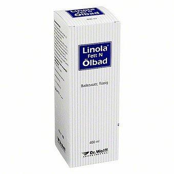 Linola-Fett olejová koupel 400ml