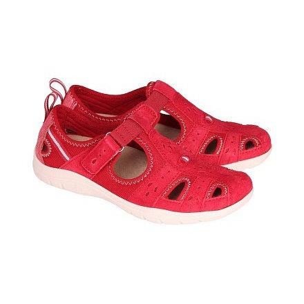 Zdravotní boty Earth Spirit Cleveland Red vel.36