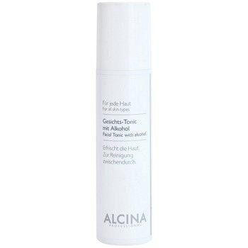 Alcina For All Skin Types pleťové tonikum s alkoholem  200 ml