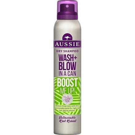 Aussie suchý šampón Aussome Volume 180ml