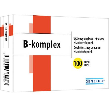 Generica B-komplex 100 cps