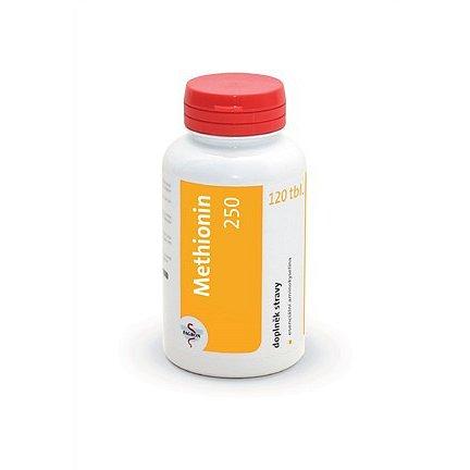 Methionin 250 tablety 120 Fagron
