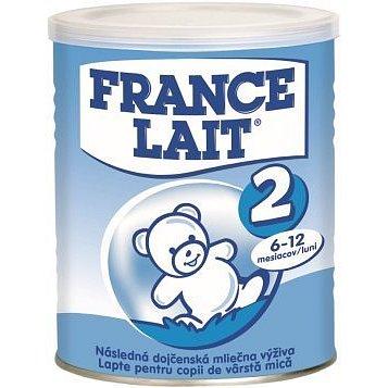 France Lait 2 400 g pokračovací výživa od 6-12 měsíců