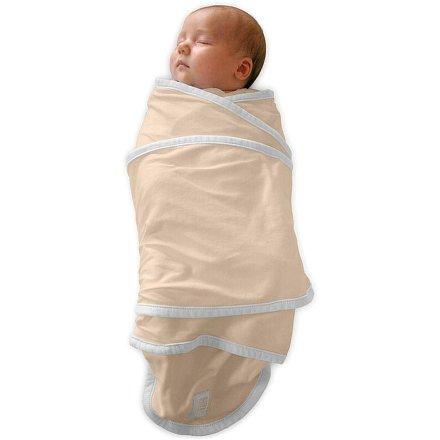 Zavinovačka Miracle blanket béžová-bílá