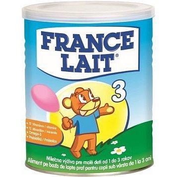 France Lait 3 400 g mléčná výživa pro děti od 1 do 3 let